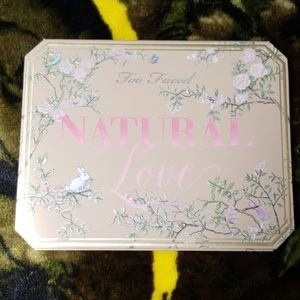 *ON HOLD* Too Faced Natural Love Palette